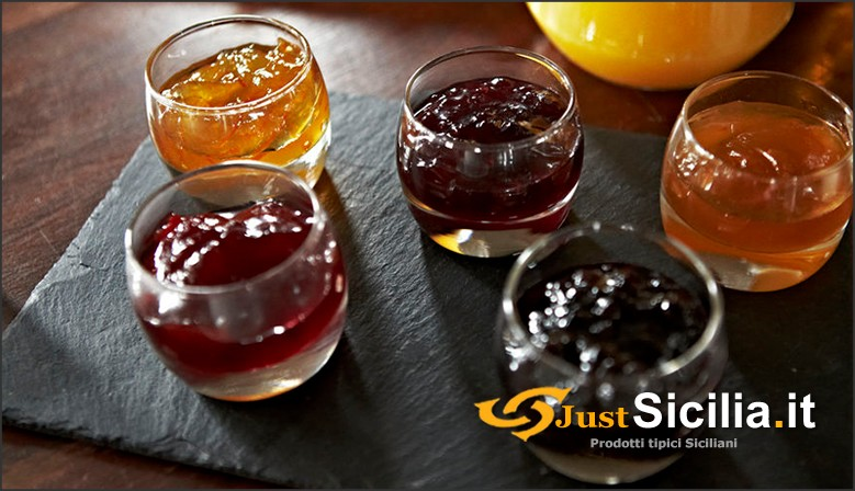 Sicilian Jams and Marmalades