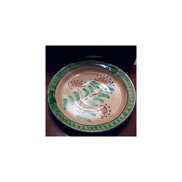 Piatto in Ceramica di Burgio