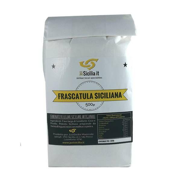 Sicilian Polenta Frascatula