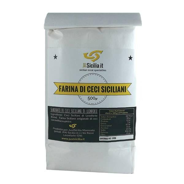 Sicilian Chick Peas Flour