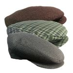 Sicilian Coppola Hats in Cool Wool