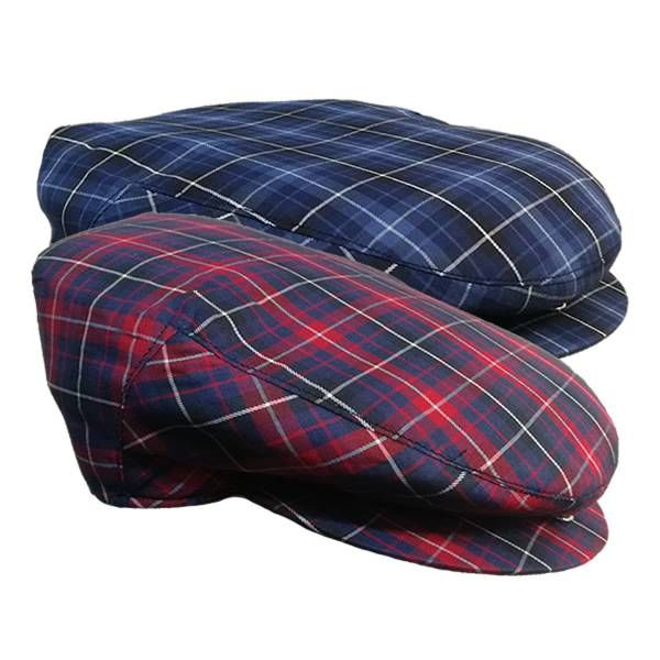 Summer Coppola Hats in Tartan