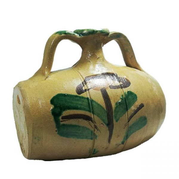 Barrel in Ceramic Art from Burgio