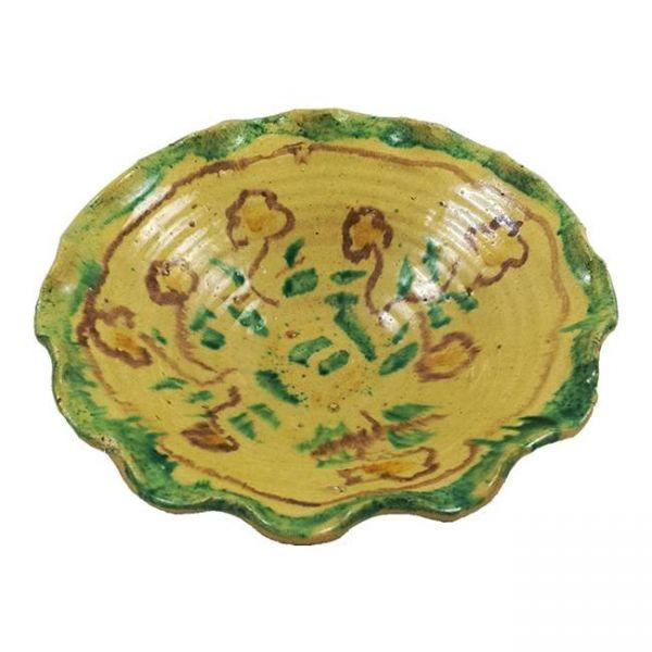 Porta Dolci in Ceramica di Burgio