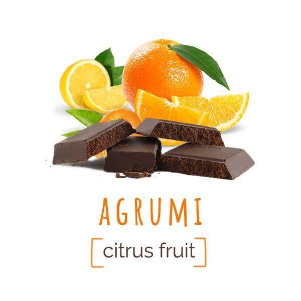 Cioccolato agli Agrumi