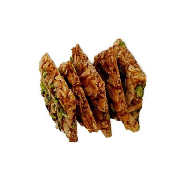 Sicilian Almonds and Pistachios Crisp