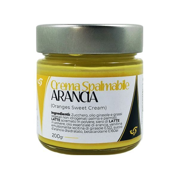 Crema di Arance Siciliane
