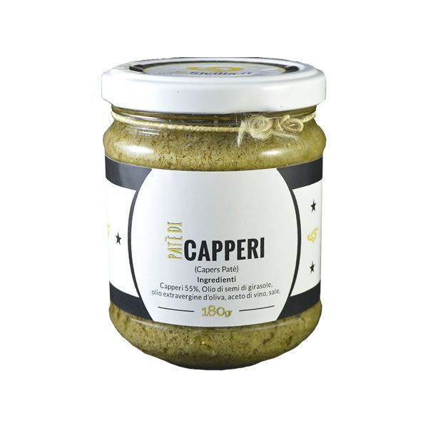 Patè of Capers