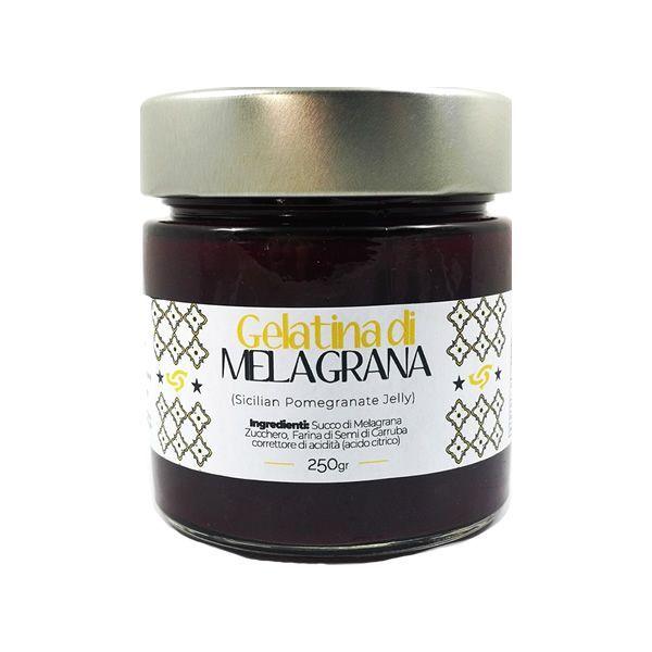 Pomegranates Sicilian Jelly