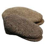 Sicilian Coppola Hat Tweed
