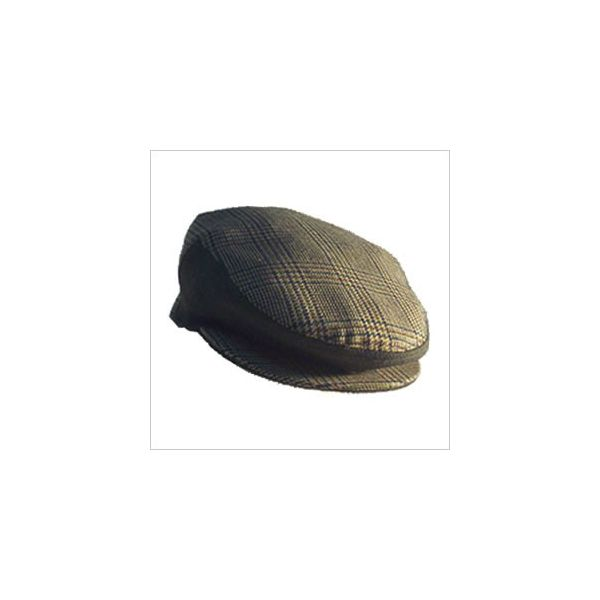 finest selection 0a6c6 0a67a Squared Sicilian Coppola Hat in green Loden