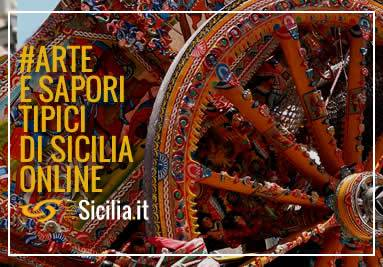 Art and Taste Products from Sicily